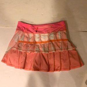 Lululemon skirt short